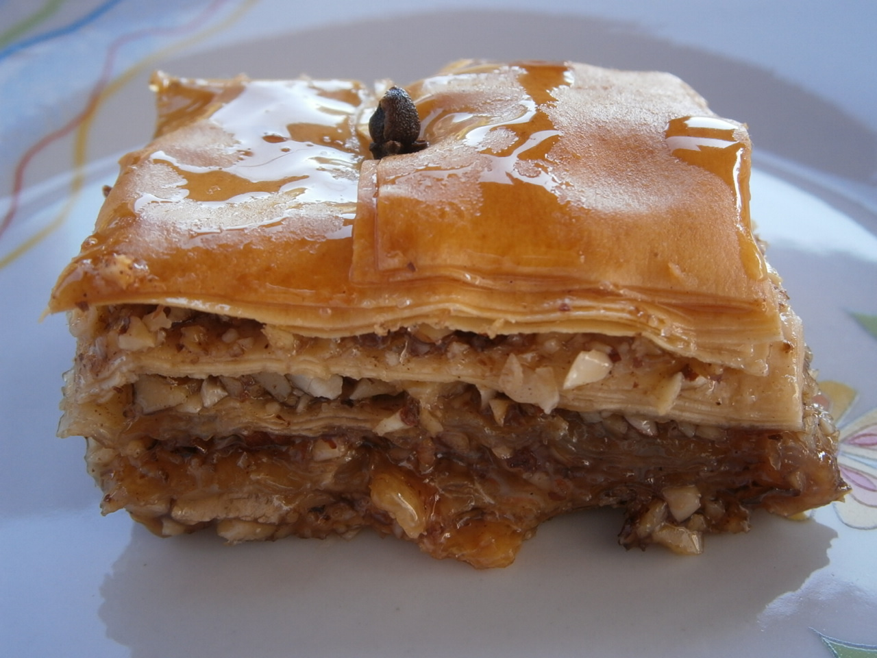 Travel Thru Greece with Mara: Baklava Recipe