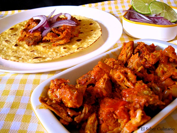 cochinita pibil receta facil cocina mexicana