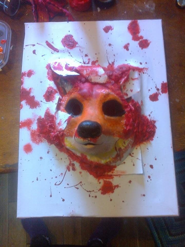 Schadenfreude Painting