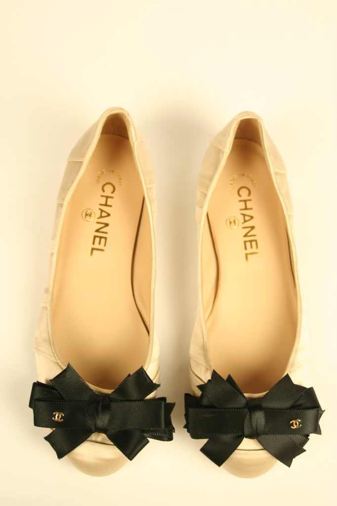 Stylish Flat Chanel Shoes