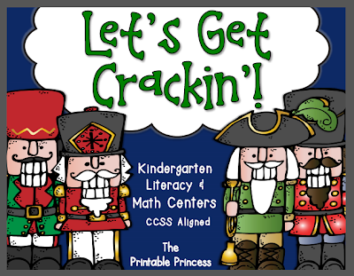 http://www.teacherspayteachers.com/Product/Lets-Get-Crackin-December-Literacy-Math-Centers-for-Kindergarten-9797