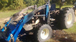 New Holland TC48DA tractor parts