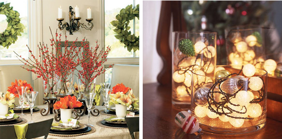 Holiday Party Decorating Ideas Part - 19: Decor Inspiration For Our Office Holiday Party...got Any Other Simple Centerpiece  Ideas?