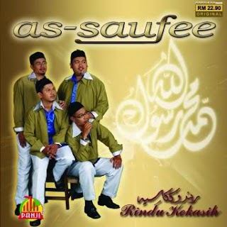 Download Lengkap Koleksi Album dan Lagu-Lagu  As Saufee