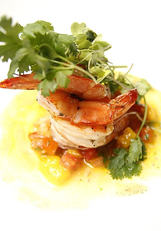71 Gramercy Restaurant Prawn Salad