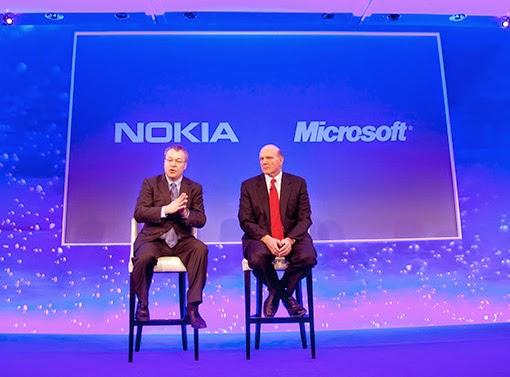 Nokia Terjual