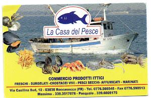 La Casa del Pesce