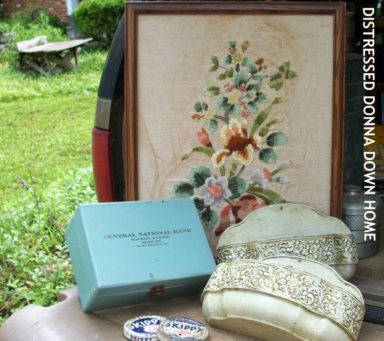 estate sale, vintage finds