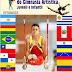 Resultados Campeonato Sul-Americano 2013 - Pré-infantil - Finais por equipes, individual geral e por aparelhos