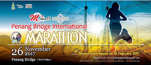 Penang Bridge International Marathon 2017 - 26 November 2017