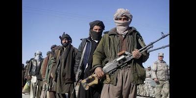 Ratusan Milisi Taliban Dukung Pemberontak Suriah