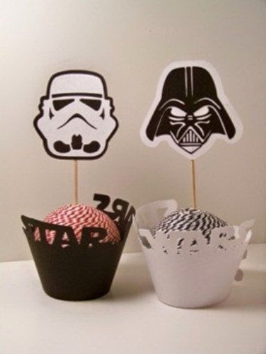 Decoración de Fiestas Infantiles de Star Wars