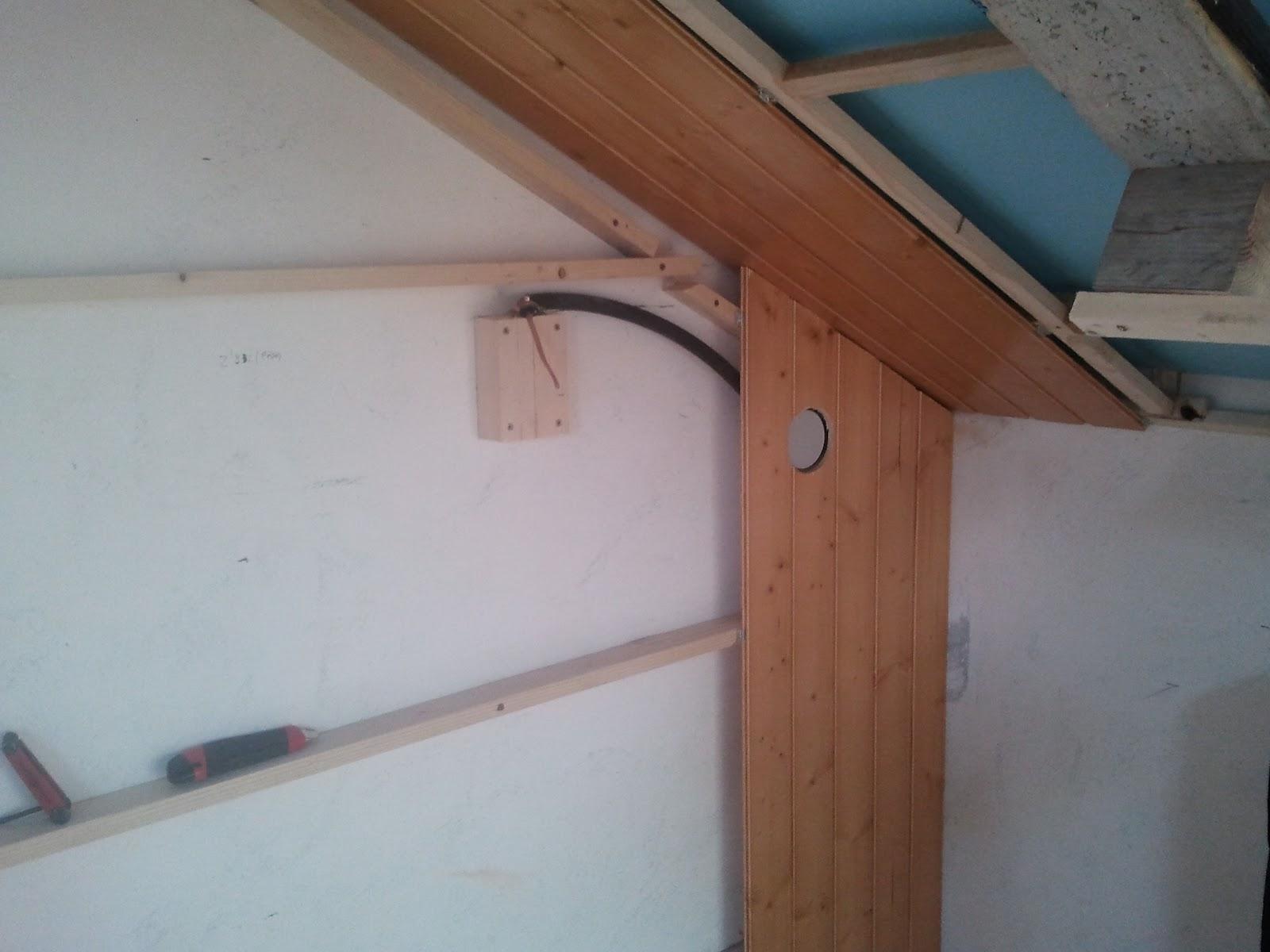 Mibricogqg forrar con friso abeto barnizado 70 metros de - Friso en techo ...