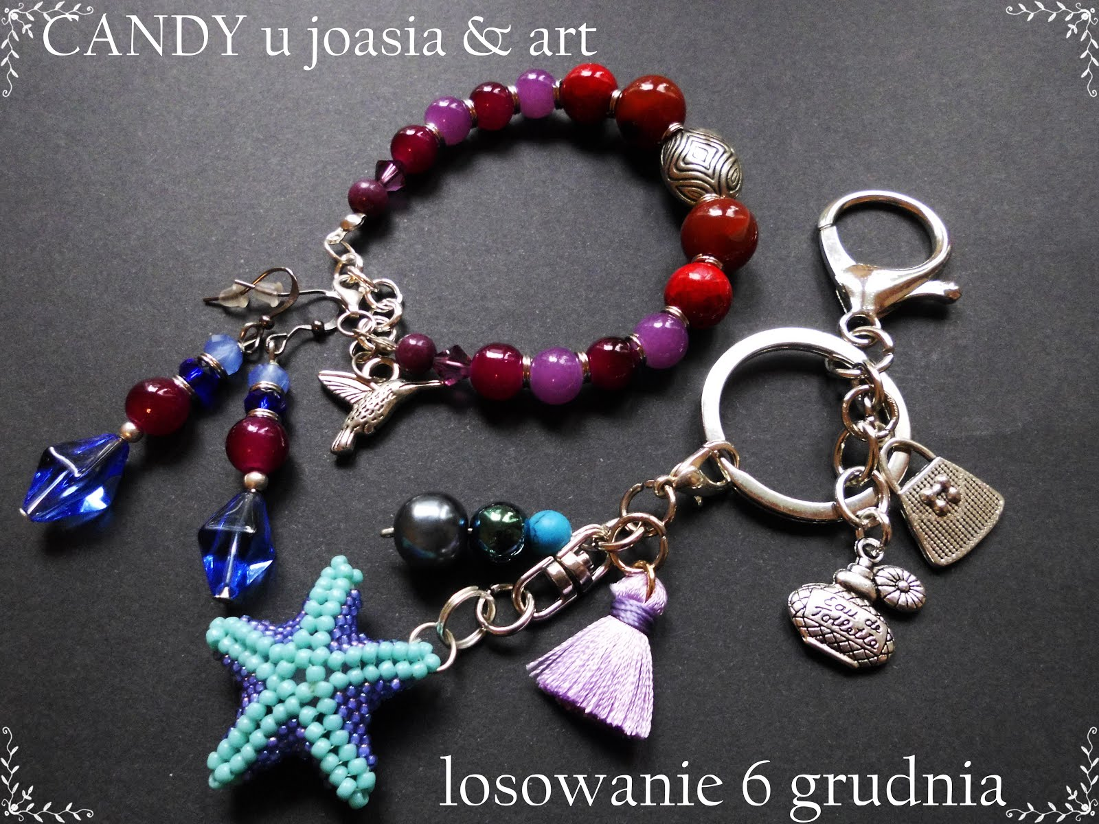"candy w"" JOASIA&ART"""
