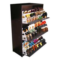 En sinton a total tips para arreglar el closet for Muebles para zapatos bogota
