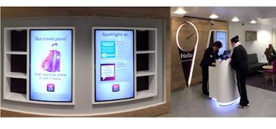 etail banca digital, interactividad, innovación digital signage, innovación banca