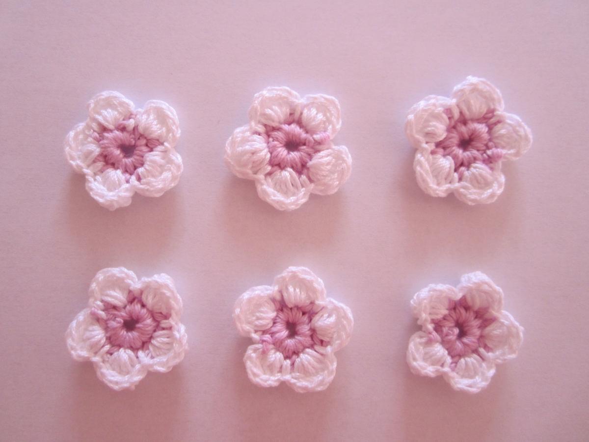 Fleurs au crochet gratuit - Catalogue de fleurs gratuit ...