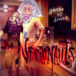The Necronauts - 'Gauche et Droite' CD Review (Black Cactus Records)