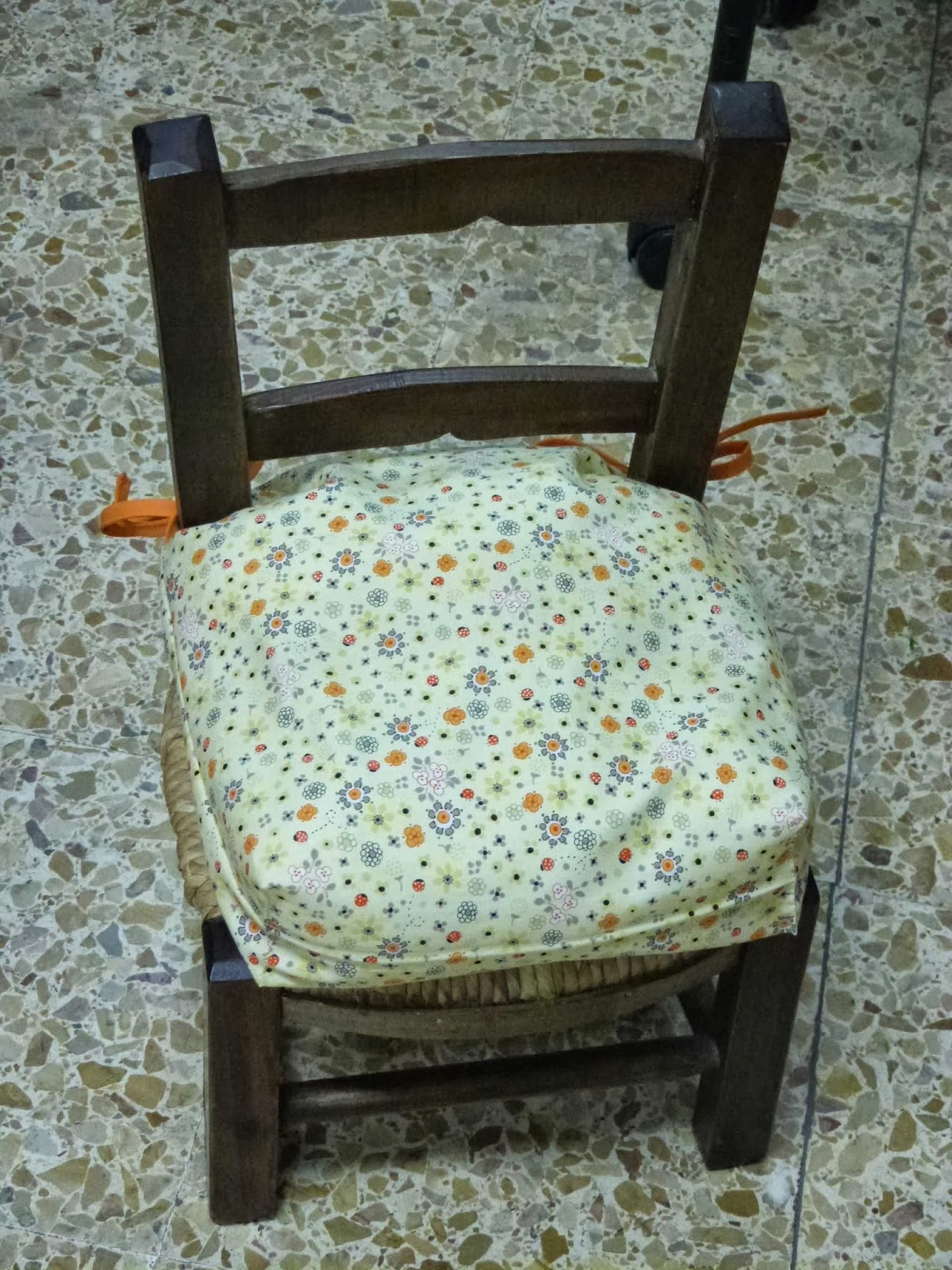 Geminispatch coj n para silla de enea for Cojin para sillas