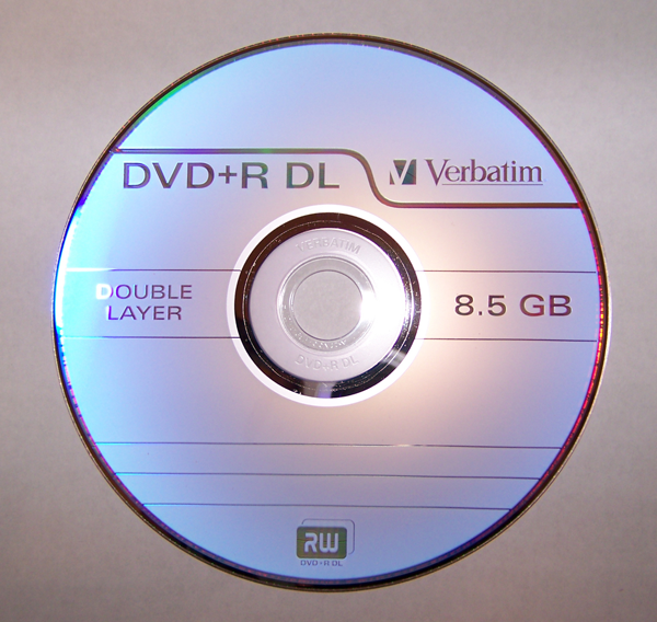 Perbedaan DVD Single Layer dan DVD Double Layer