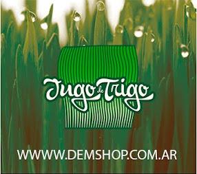 DemShop, Jugo de Trigo