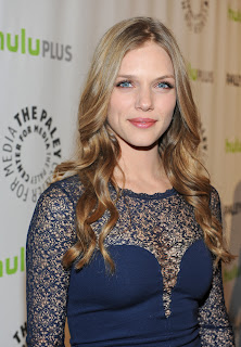 Paley Fest 2013 Revolution Panel - Tracy Spiridakos