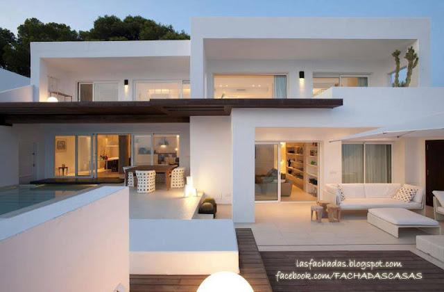 Fachadas De Casas Modernas Una Planta Planos De Casas Modernas