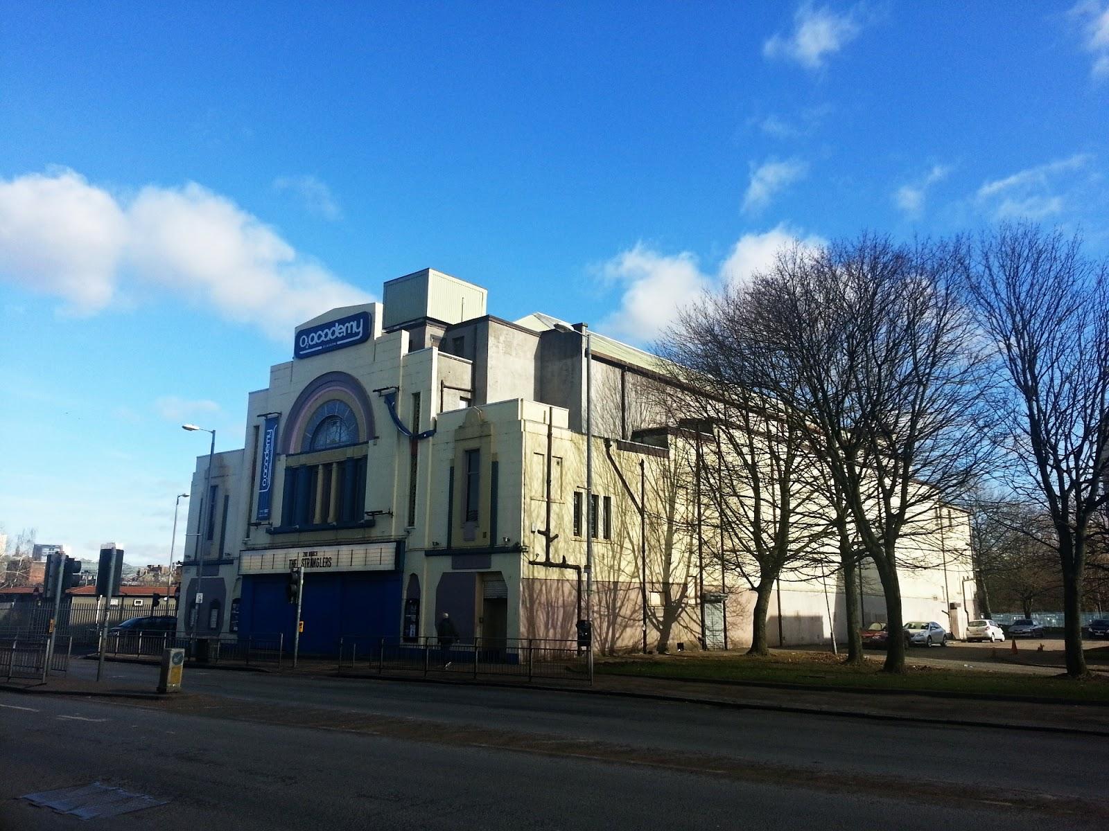 O2 Academy, Glasgow