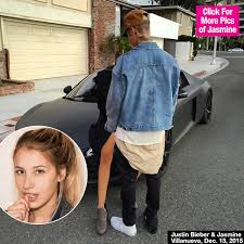 Leatest mystry girl of Justin Bieber