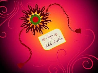 Happy Rakshabandhan 2013 - Free HD Wallpapers