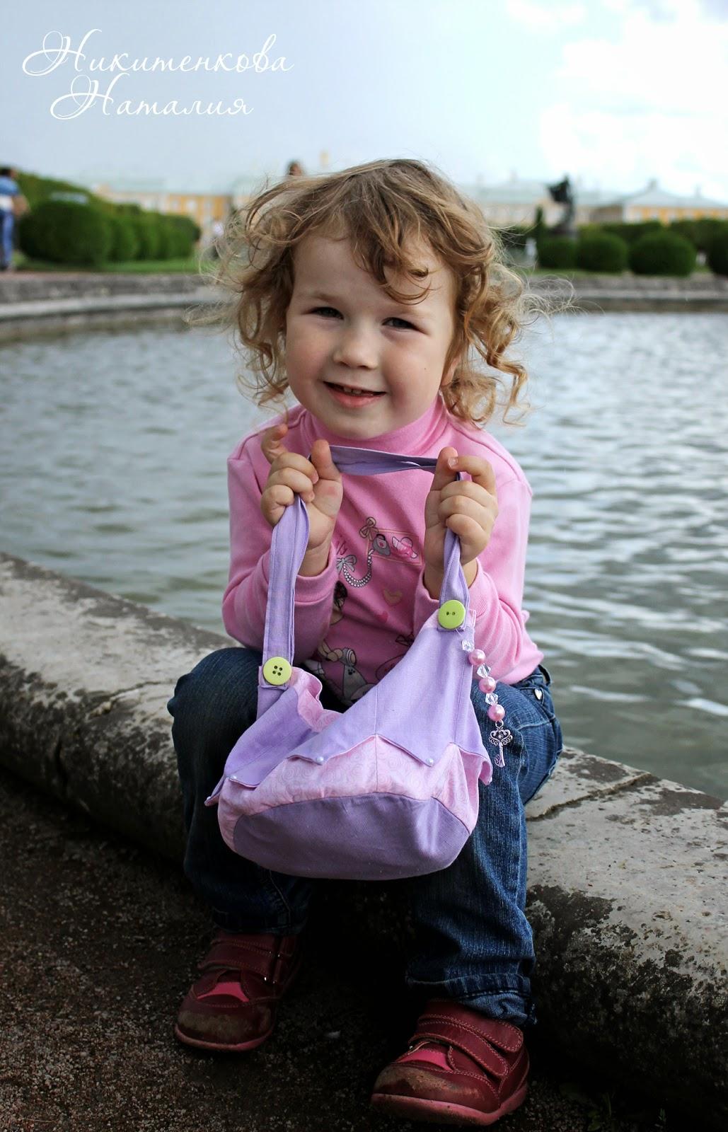 детская сумочка, сумочка для девочки, сумочка для дочки, детское, Петергоф