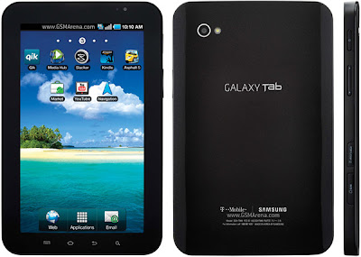 Samsung Galaxy Tap P1000 Full Specifications