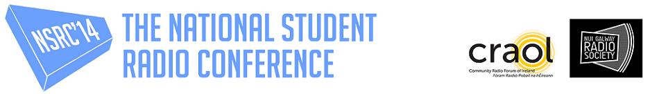 The National Student Radio Conference