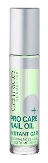 CATRICE Pro Care Nail Oil** NEU - www.annitschkasblog.de