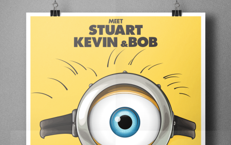 Poster Minions movie 2015
