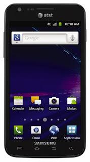 AT&T Samsung Galaxy S2 Skyrocket SGH-I727