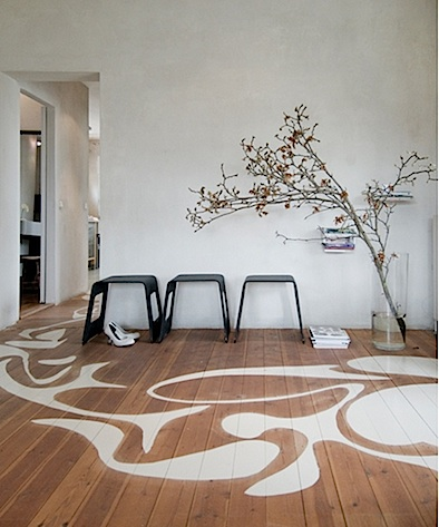 Paint Your Floor With Creative Designs Craig Sewell