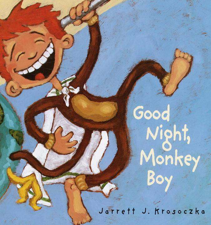 - Good Night Monkey Boy cover
