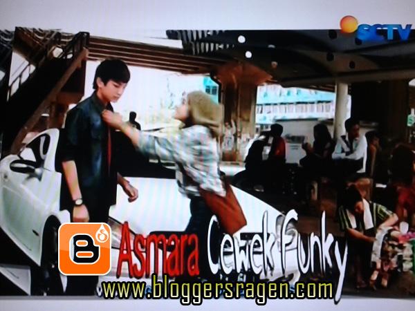 Asmara Cewek Funky Film