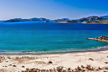 Demre Beach