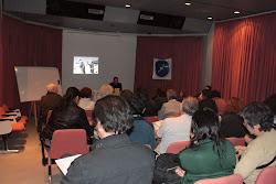 Presentación del libro. Comodoro Rivadavia Museo Nacional del Petróleo. Agosto de 2012
