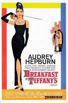 breakfast at tiffany's movie poster, breakfast at tiffany's book review