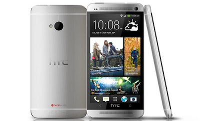 5 Ponsel Android Terbaik 2013, HTC One