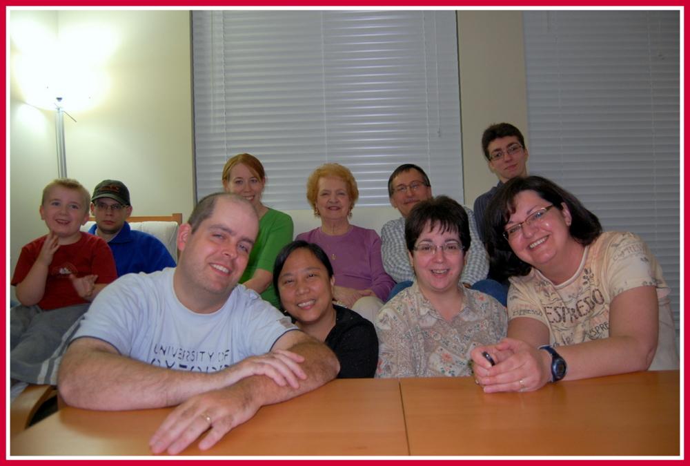 Belair Family Gathering 2010