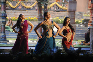 Anushka Shetty in Rudramadevi movie stills