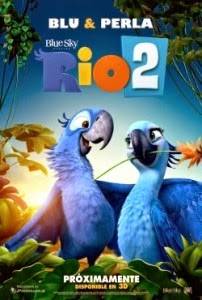 Rio 2 Blu y Perla  Subtitulado en español