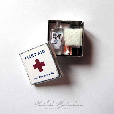 First Aid Kit for Fairy Emergencies - Nichola Battilana