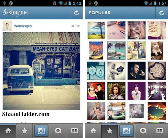 Instagram for Android is Available to Download Now