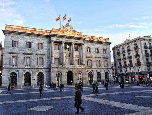 Pałac Rządowy Barcelona