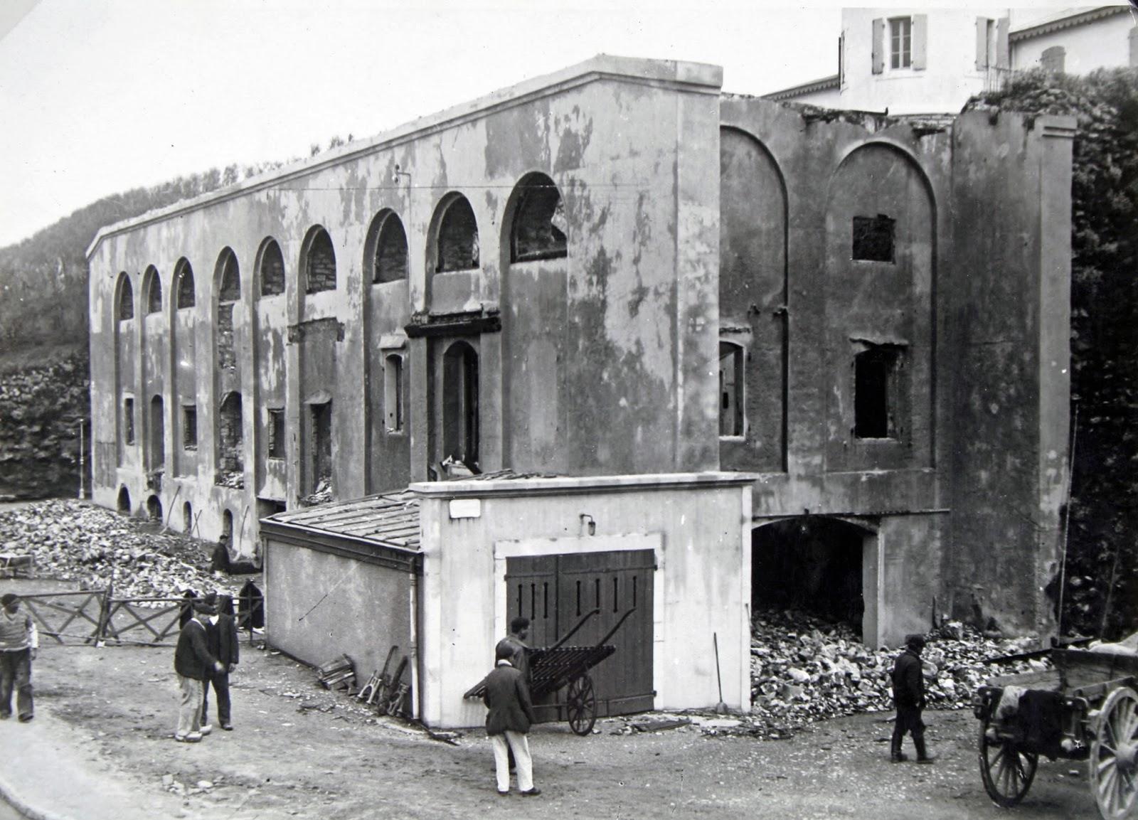 Connu Pays Basque 1900: Le Musée de la Mer de Biarritz KA47